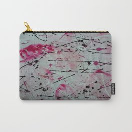 Pink Carnival Carry-All Pouch