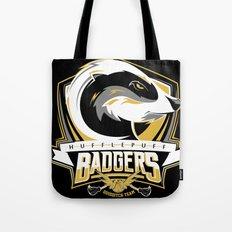 Hufflepuff Badgers Tote Bag