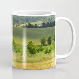 Field in southern Germany Coffee Mug