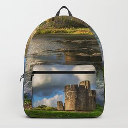 Caerphilly Castle Moat Backpack