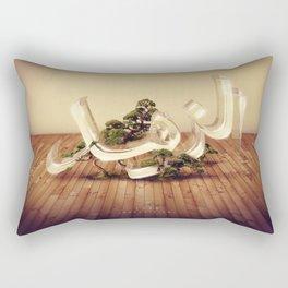 Zuhd (Asceticism) Rectangular Pillow