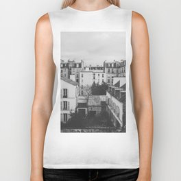 Paris _ Photography Biker Tank
