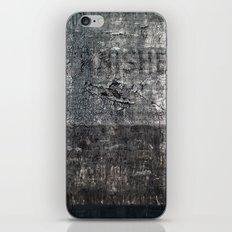 nisher iPhone & iPod Skin