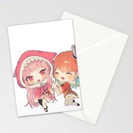 Genshin Mori Calliope Stationery Cards