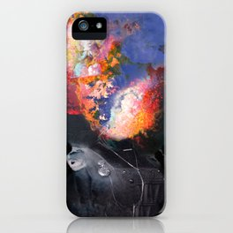 SUPERNOVA iPhone Case