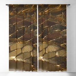 gold? chain Blackout Curtain