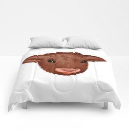 Fluffy Friend Comforters