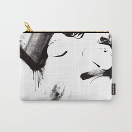 Nude Beauty #3 Carry-All Pouch