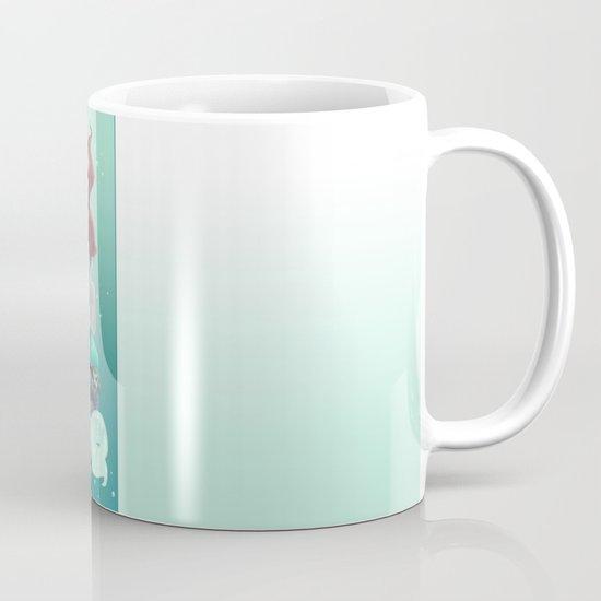 Wish I Could Be Mug