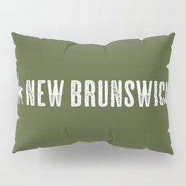 Deer: New Brunswick, Canada Pillow Sham