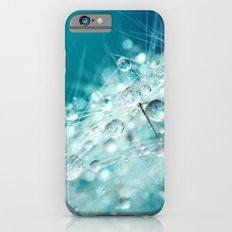 Dandy Starburst in Blue iPhone 6 Slim Case