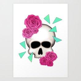 Fragile things Art Print