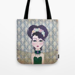 Dragonfly Fairy  Tote Bag