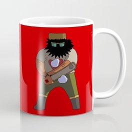 Chainsaw guy Coffee Mug