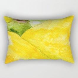 Flor de Cactus Rectangular Pillow