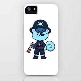 Pirate Squirrel treasure hunt pirates Gift iPhone Case