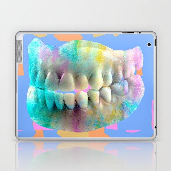 Dino tracks Laptop & iPad Skin