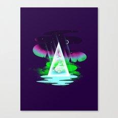 Northern Air Canvas Print