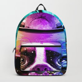Space Dog Backpack