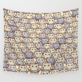 owl-110 Wall Tapestry