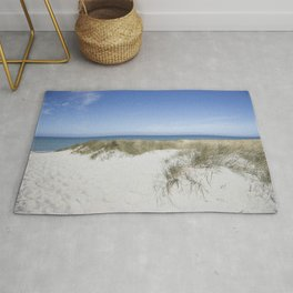 Baltic Sea Relaxing Landscape View Rug