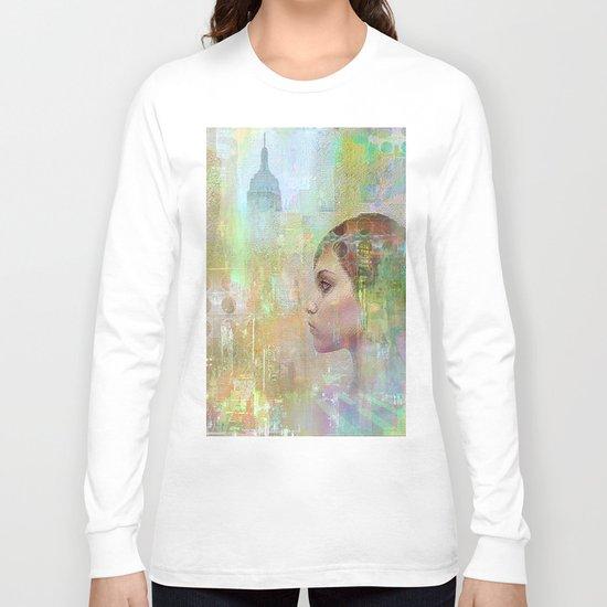 if you go away Long Sleeve T-shirt