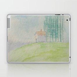 Hilltop house Laptop & iPad Skin