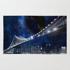 New!! New York City Rug