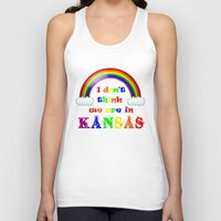 dorothy Tank Tops featuring Dorothy by SwanniePhotoArt