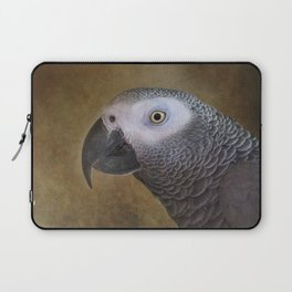 African grey parrot Laptop Sleeve