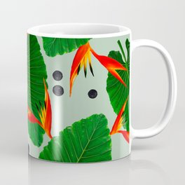 Costa Rican Print Coffee Mug