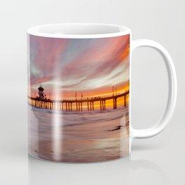 HB Sunsets  4/30/15  Huntington Beach, CA Coffee Mug