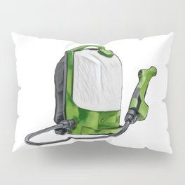 Sprayer Backpack Projection Manufacturing Production Cleaning Spray Pillow Sham
