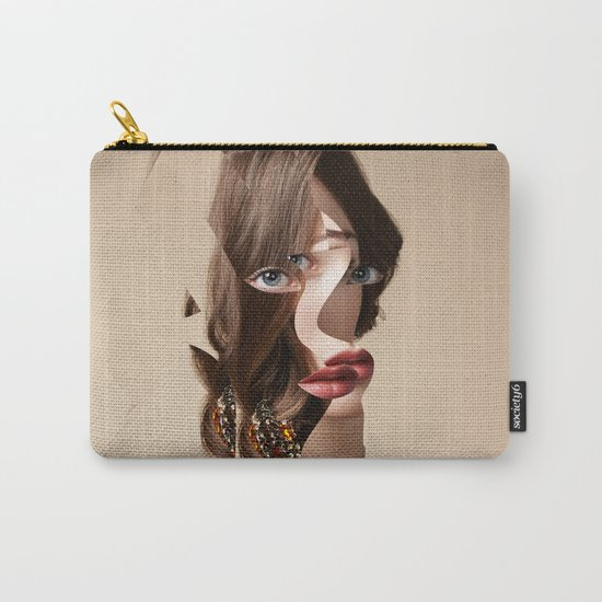Another Portrait Disaster · W3 Carry-All Pouch