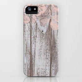 Falling, Falling, Falling... iPhone Case
