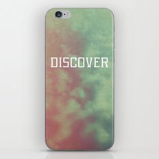 Discover iPhone & iPod Skin
