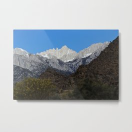 Mt Whitney Metal Print