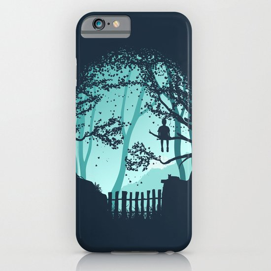 Don't Look Back In Anger iPhone & iPod Case