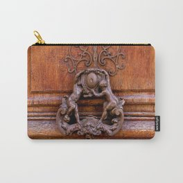 Paris Angel Door by Lika Ramati Carry-All Pouch