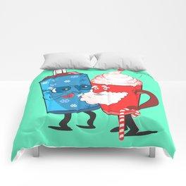 SANTA WANNABE Comforters