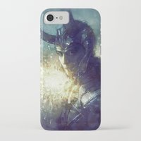 stephen king iPhone & iPod Cases featuring King by Anna Dittmann