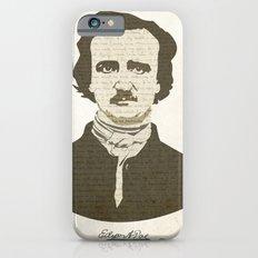 Edgar A. Poe iPhone 6s Slim Case