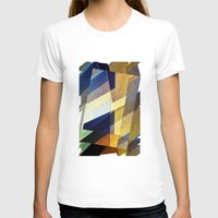 marble T-shirts featuring Marble Mosaic by David Lee
