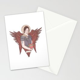Angel of Compassion (Sam Winchester) Stationery Cards