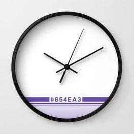 CSS Mug Wall Clock