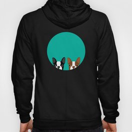 Boston Terriers Hoody