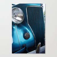 old school Canvas Prints featuring Old School by JCalls Photography