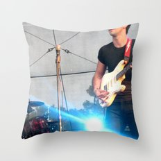 Albert Hammond Jr. - The Strokes Throw Pillow