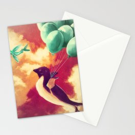 Adelie Stationery Cards