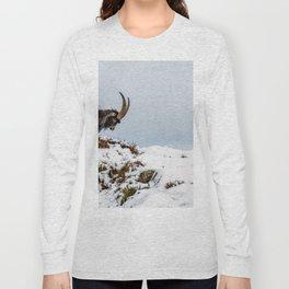Welsh Mountain Goats Long Sleeve T-shirt